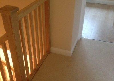 02 handmade stairs - Prykes Drive