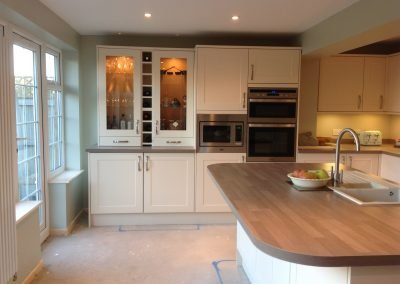 04 Kitchen re-design - St Peters Road