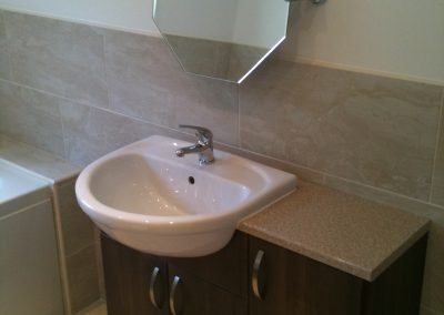 09 Bathroom Refurbishment - Meadowside