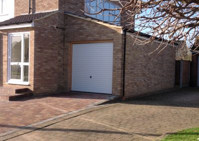 10 Porch & Garage Extension - St Peters Road
