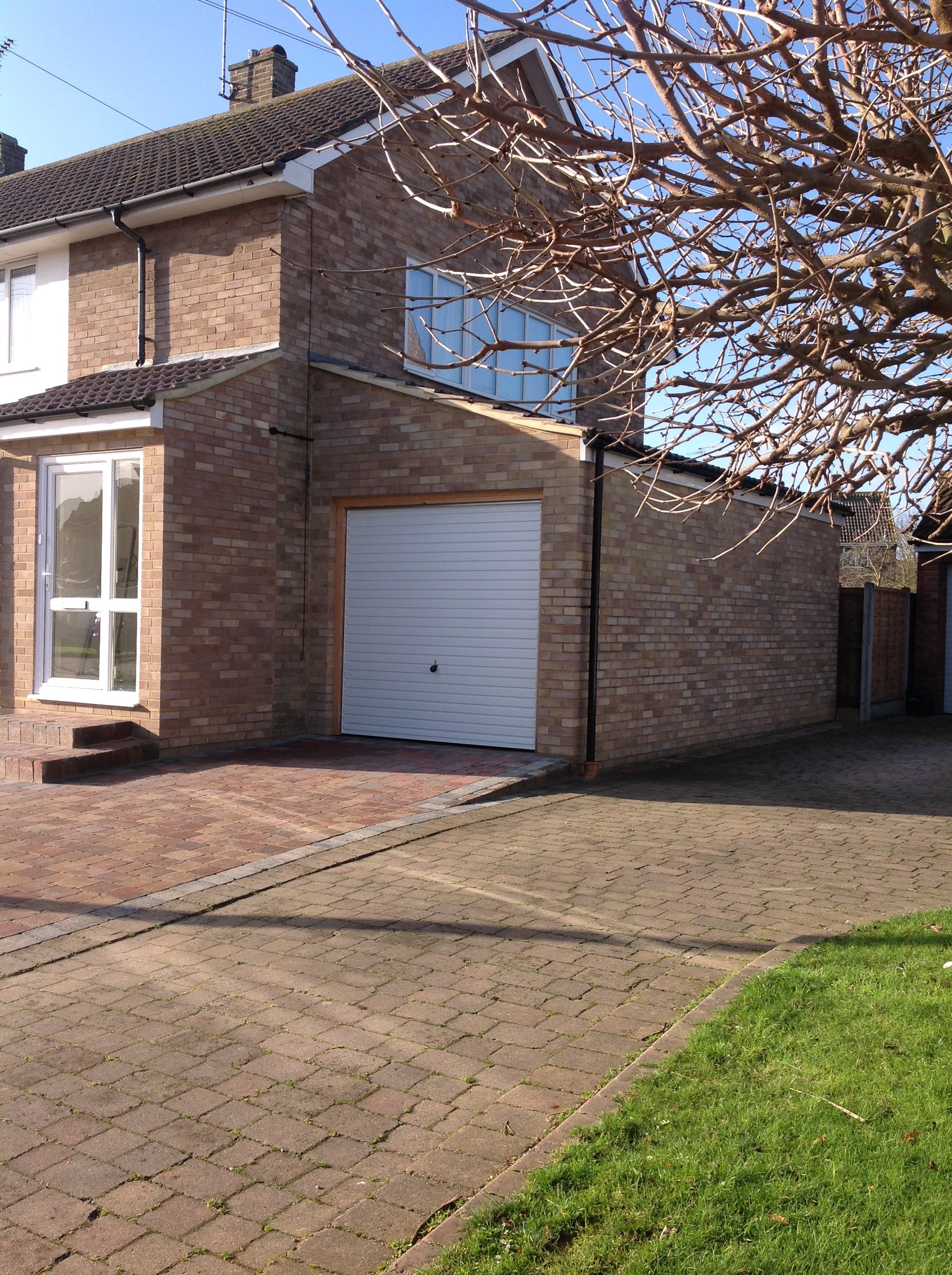 10 Porch Garage Extension St Peters Road Builder Chelmsford