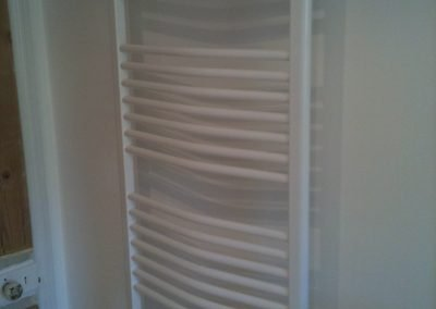 11 Heated Towel Rail - Meadowside