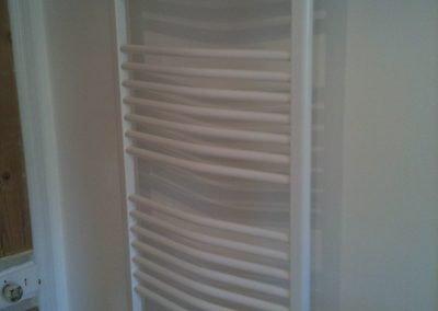 11 Heated Towel Rail - Meadowside