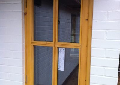 16 Hardwood windows - Stock