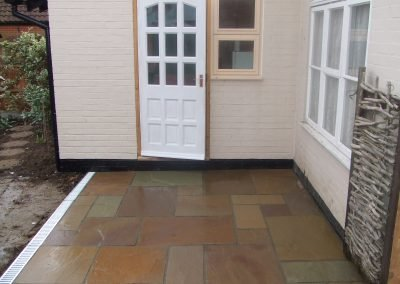 16 Rear Extension & Patio - Brentwood