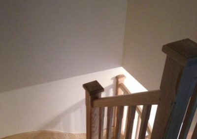 27 Handmade staircase - Prykes Drive
